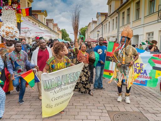 Bijou Camara @ Africa Festival Potsdam