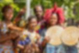 Guinee Toumboui -  professionelle Gruppe  afrikanischer Trommler und Tänzer