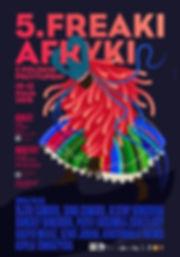 Afrodance workshop Bijou Camara Freak Afriky 2019