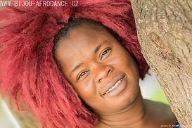 Bijou Camara - afrikanischer Tanz