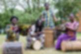 Bijou Camara & Guine Toumboui - afrikanischer tanz und Trommeln