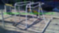 Хоккейные ворота для хоккейной площадки