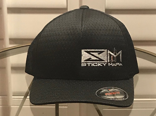 Mesh Rounded Bill Flex Fit Hat 2nd Ed.