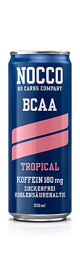 NOCCO BCAA TROPICAL 300ml