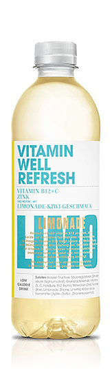 VITAMIN WELL REFRESH Pet 500ml