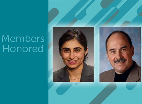 Two Oral Health Ohio Members Honored