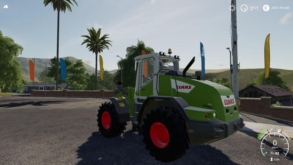 Forklifts & Excavators | FS19 | ModHub | Mods