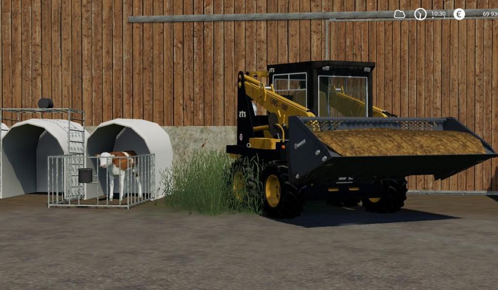 Forklifts & Excavators   FS19   ModHub   Mods