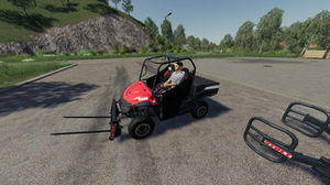 FS19 MAHINDRA RETRIEVER UTILITY MODEL V2 0