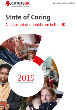 State of Caring Survey 2019