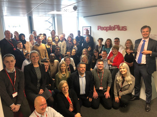 PeoplePlus Becomes a 'One to Watch' Best Company