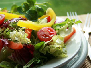 Orientação sobre estilo alimentar para uma vida feliz