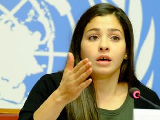 Youngest UNHCR Goodwill Ambassador