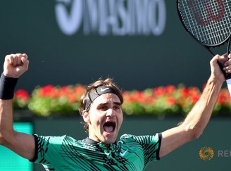 Indian Wells: Roger Federer beats Stan Wawrinka to win BNP Paribas Open