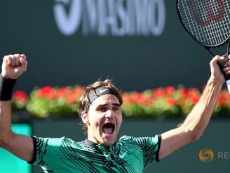 Indian Wells: Roger Federer beats Stan Wawrinka to win BNP Paribas Open