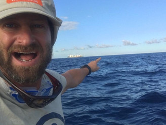 The South-African Paddle boarder makes world-first Atlantic crossing: