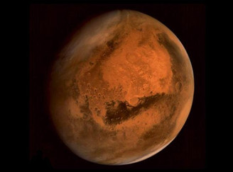 Mars may have had rings, & may come back- Scientists