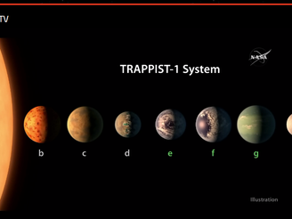 We are not alone, 7 Earth-like planets are spotted in Universe.