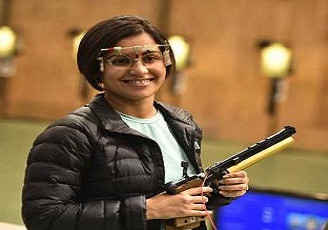 Heena Sidhu Wins Bronze, Medal in Grand Prix Shooting Championship