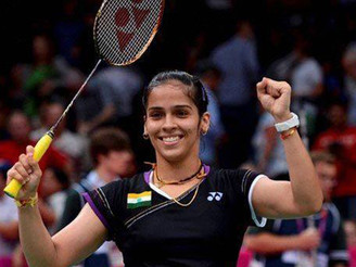 Saina Nehwal to represent Olympic Committee in BWF: