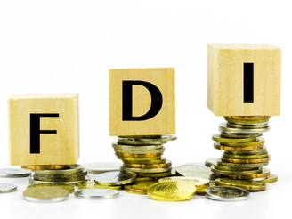 Now, India is on 8th place on FDI confidence  index