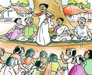 India Celebrates Panchayati Raj Diwas