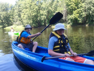 Paddle Trip On Indian River