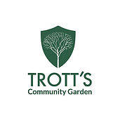 Trott's Community Garden White Backgroun