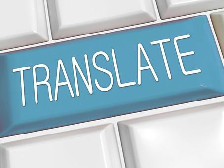 Traduction professionnelle VS Traduction automatique