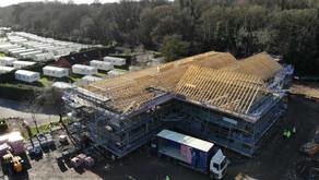 New Medical Centre for Stourport takes shape