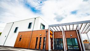 UK's greenest health centre opens its doors to patients
