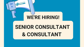 Join our talented and growing Consultancy Team