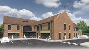 Construction work begins on new Medical Centre in Stourport