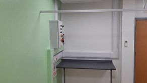 Mammography Room upgrade at Radcliffe Primary Care Centre