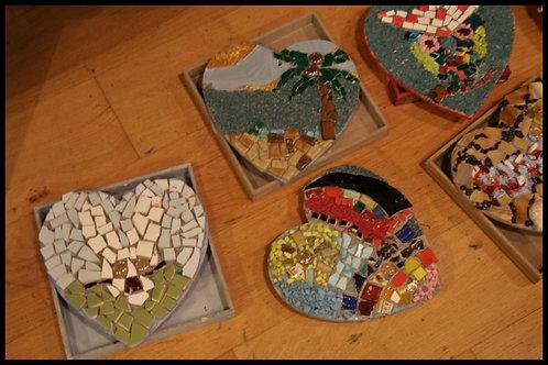 Mosaic Workshop Ticket