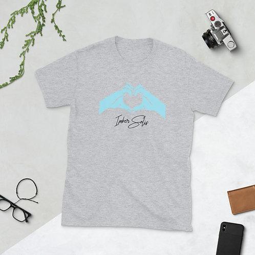 Heart Hands Unisex T Shirt