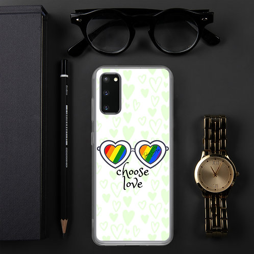 Choose Love Samsung Case