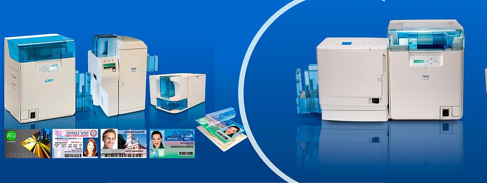 Nisca, sistemas de identificacion, impresoras de tarjetas