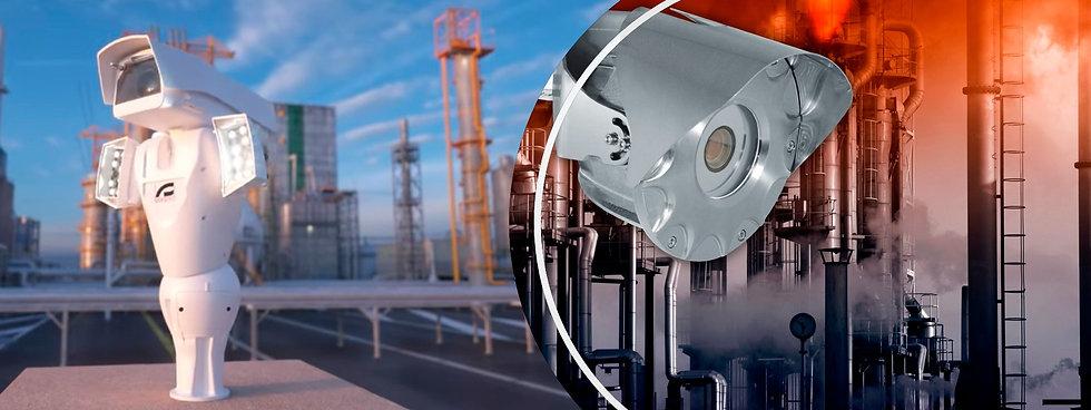 Videotec video cámaras para videovigilancia  uso rudo, mercados verticales
