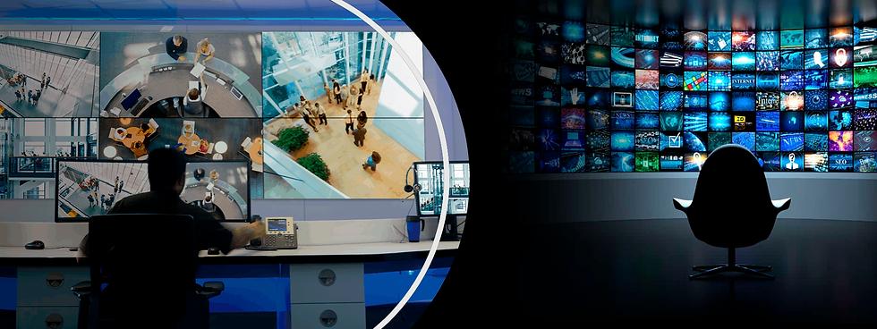 Mitsubishi videowall pantallas