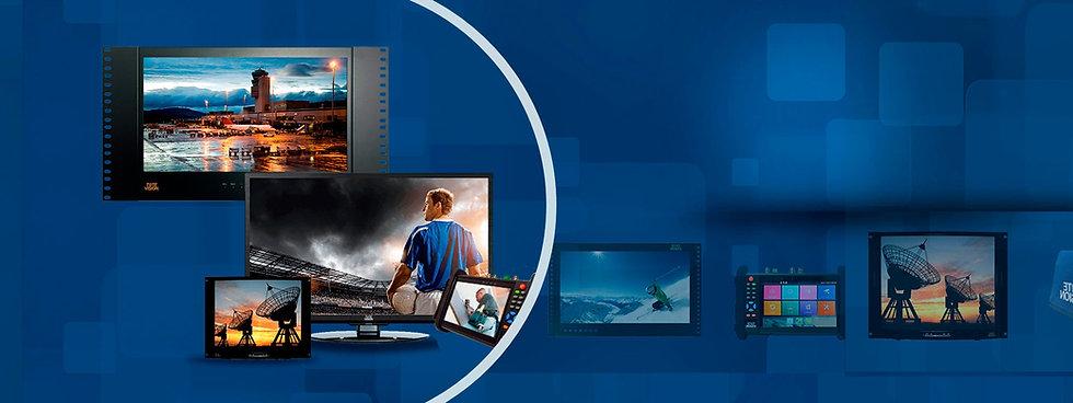 ToteVision Monitores especiales 24/7