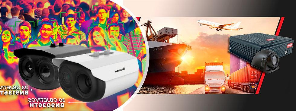 Bolide soluciones en cámaras videovigilancia, seguridad