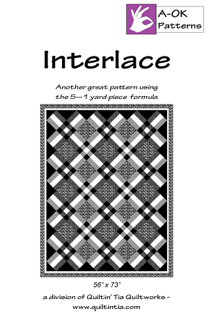 Interlace Quilt Pattern