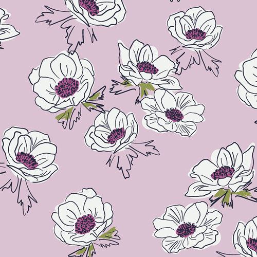 Anemone Cascade - Art Gallery Fabrics