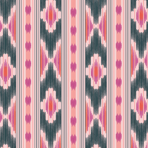 Found Paths Rose - Art Gallery Fabrics