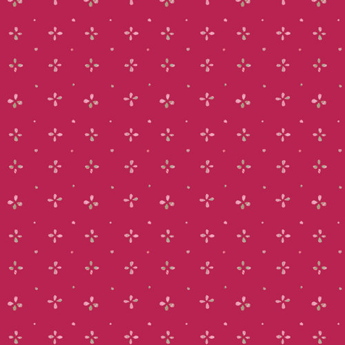 Watermarks Cerise from Aquarelle