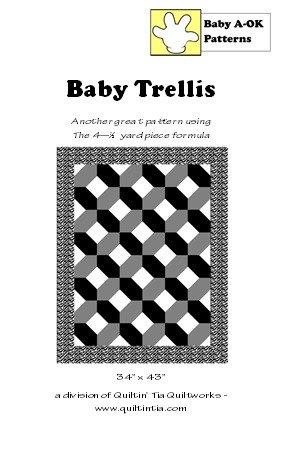 Baby Trellis Pattern