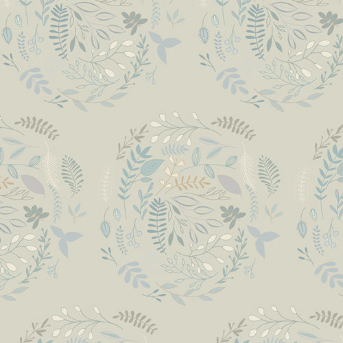 Wreathed Serenity - Art Gallery Fabrics
