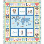 Spread the Love Quilt Kit