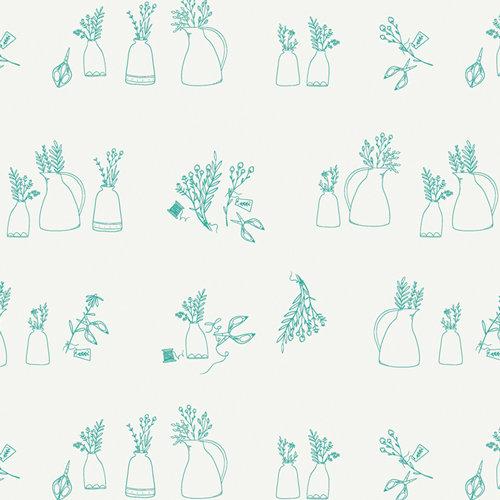 Gardening Joy from Flowerette by Art Gallery Fabrics